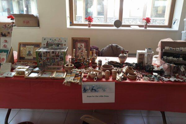 Надежда за малките участва на Зимния базар на Англо-американското училище в София